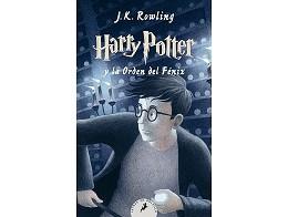 Harry Potter y la Orden del Fénix DB (ESP) Libro