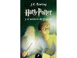 Harry Potter Misterio del príncipe DB (ESP) Libro