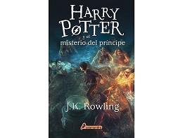 Harry Potter el misterio del príncipe (ESP) Libro