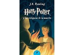 Harry Potter y las reliquias muerte DB (ESP) Libro