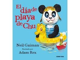 El Día de playa de Chu (ESP) Libro