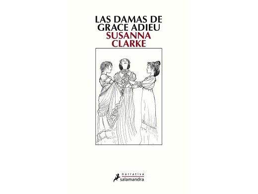 Las damas de Grace Adieu (ESP) Libro