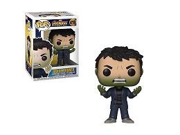 Figura Pop! Marvel: Infinity War - Banner w/ Hulk