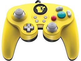 Control Wired Fight Pad Pro Pikachu NSW