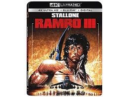 Rambo III 4K Blu-Ray