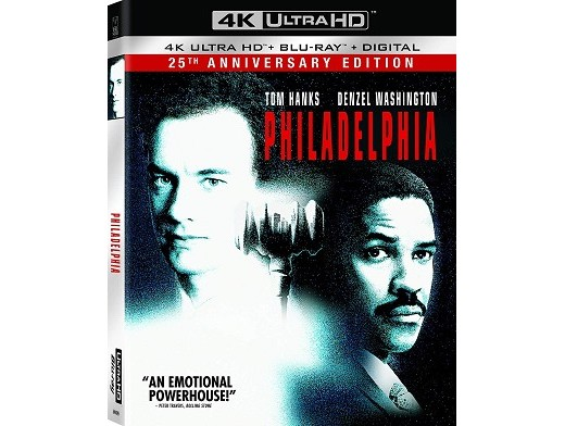 Philadelphia 4K Blu-Ray