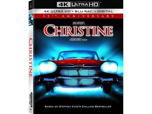 Christine 4K Blu-Ray