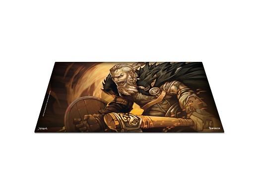 Playmat Top Deck Mitos y Leyendas - Ragnar