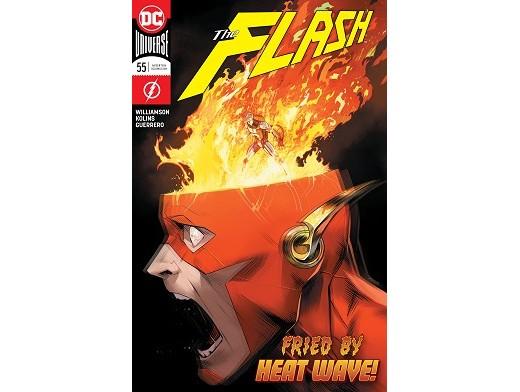 Flash #55 (ING/CB) Comic
