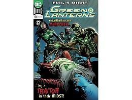 Green Lanterns #51 (ING/CB) Comic