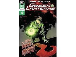 Green Lanterns #52 (ING/CB) Comic