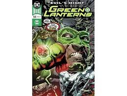 Green Lanterns #54 (ING/CB) Comic