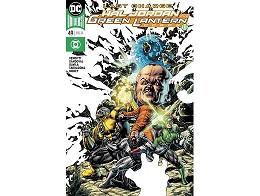 Hal Jordan and The Green L C #49 (ING/CB) Comic