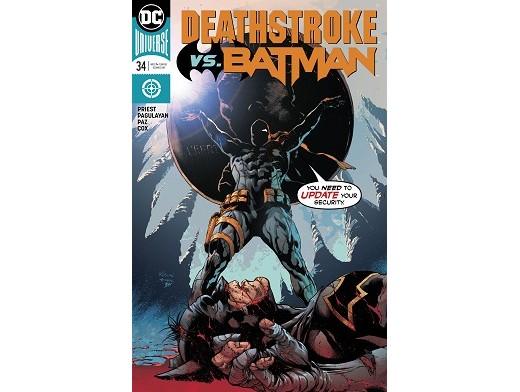 Deathstroke #34 (ING/CB) Comic