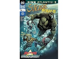 Suicide Squad #46 Sink Atlantis (ING/CB) Comic