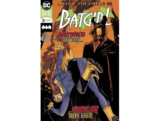 Batgirl #26 (ING/CB) Comic
