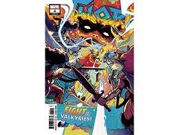 Thor #4 (ING/CB) Comic