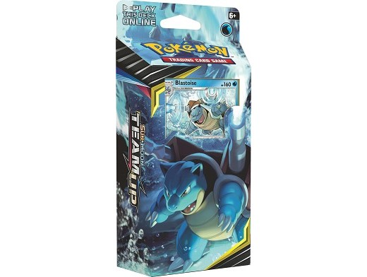Mazo Pokémon TCG Team Up - Blastoise