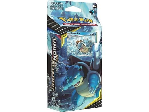 Mazo Pokémon TCG Unión de Aliados - Blastoise
