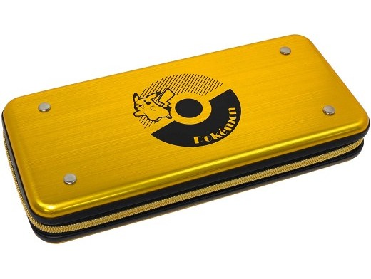 Alumi Case (Pikachu) NSW