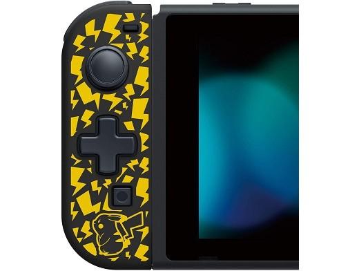 Nintendo Switch HORI D-Pad Controller (I) Pikachu