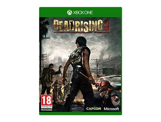 Dead Rising 3 (europeo) XBOX ONE Usado