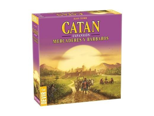 Los Colonos de Catán: Mercaderes y Bárbaros