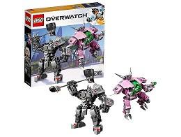 Lego Overwatch 75973 D. Va & Reinhardt