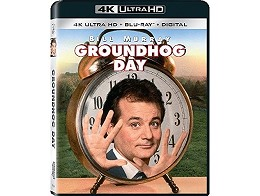 Groundhog Day 4K Blu-ray