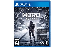 Metro Exodus PS4 Usado