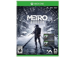 Metro Exodus XBOX ONE Usado