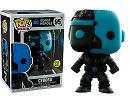 Figura Pop! JL Cyborg Silhouette Glow