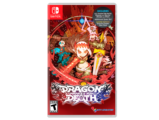 Dragon Marked for Death NSW