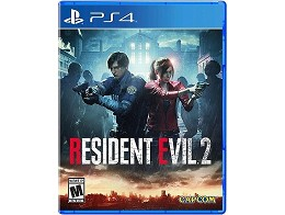 Resident Evil 2 PS4