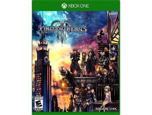 Kingdom Hearts III XBOX ONE Usado