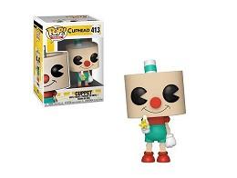 Figura Pop! Games: Cuphead - Cuppet