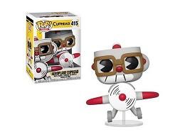 Figura Pop! Games: Cuphead - Aeroplane Cuphead