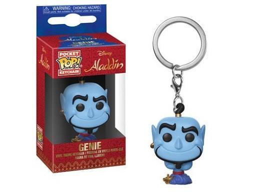 Llavero Pocket Pop! Aladdin - Genie