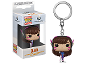 Llavero Pop! Games: Overwatch - D.Va