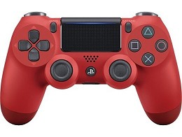 Control Sony DualShock 4 Magma Red PS4