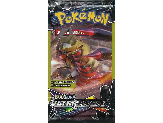 Mini sobre Pokémon TCG: Ultra Prisma