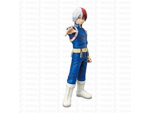 Estatua My Hero Academia Shoto Todoroki DFX Vol 3