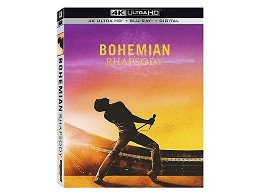 Bohemian Rhapsody 4K Blu-ray