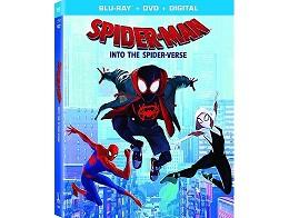Spider-Man: Into The Spider-Verse (USA) Blu-Ray