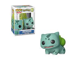 Figura Pop! Games: Pokémon - Bulbasaur