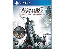Assassin's Creed III: Remastered PS4 Usado