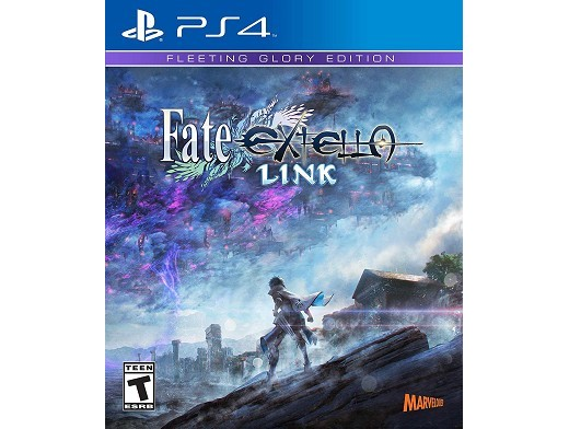 Fate/Extella Link Fleeting Glory Limited Ed PS4