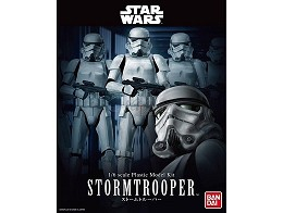 Model Kit Star Wars - Stormtrooper 1/6