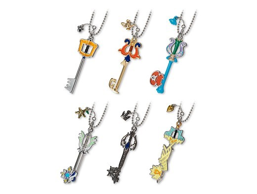 Colgante Keyblade Col. V1 Kingdom Hearts (al azar)