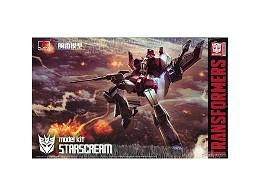 Model Kit Starscream Transformers